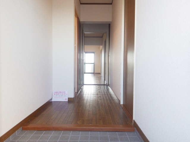 ラフィネ I 4階 廊下