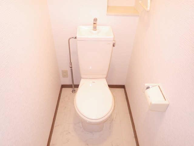 ラフィネ I 4階 WC