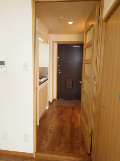 SKHouse 4階 廊下