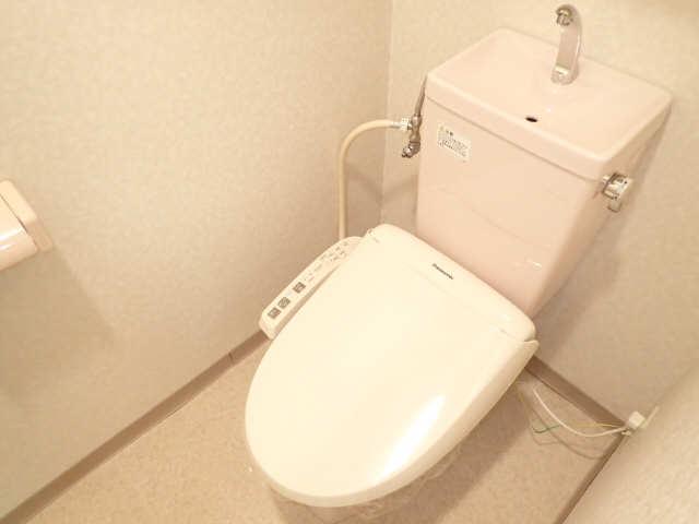 ポラール シュテルン 2階 WC