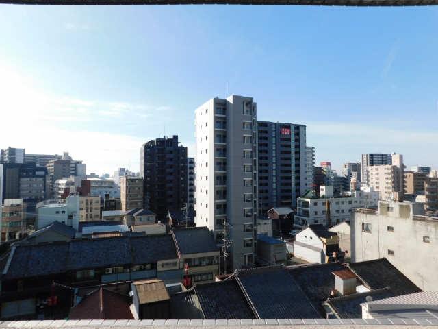 朝日プラザ名古屋ターミナルスクエア 7階 眺望