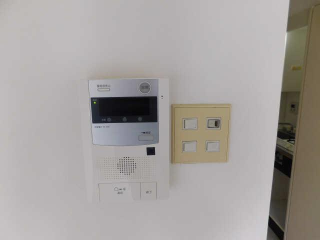 朝日プラザ名古屋ターミナルスクエア 6階 モニター付きインターホン