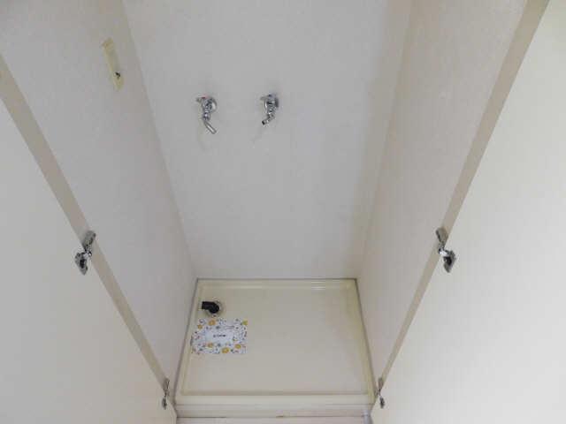 朝日プラザ名古屋ターミナルスクエア 6階 洗濯機置場