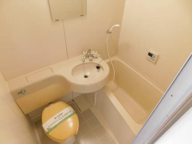 朝日プラザ名古屋ターミナルスクエア 6階 浴室