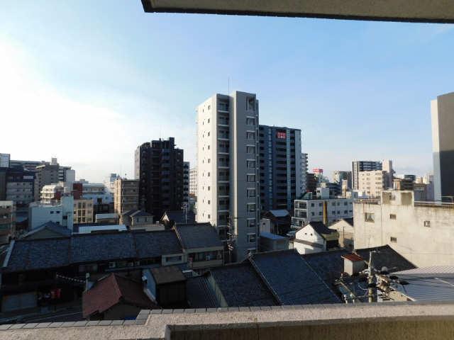朝日プラザ名古屋ターミナルスクエア 6階 眺望