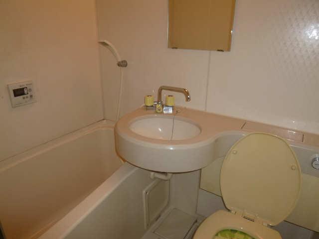 朝日プラザ名古屋ターミナルスクエア 9階 浴室