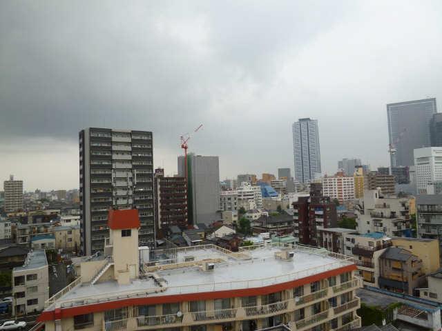 朝日プラザ名古屋ターミナルスクエア 9階 眺望