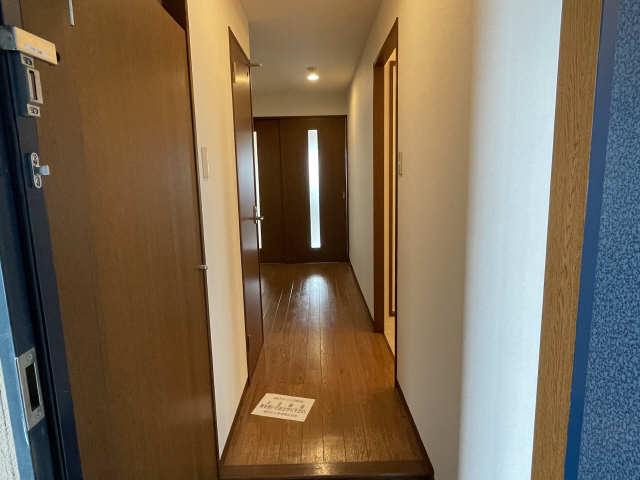 グランデージ則武 7階 廊下