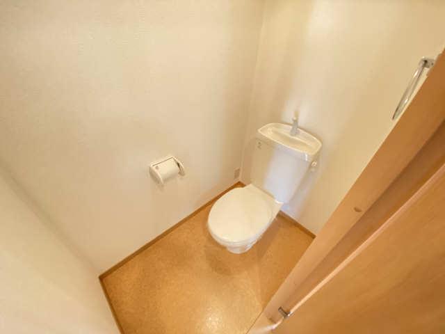 ソレジオ十王 N棟 1階 WC