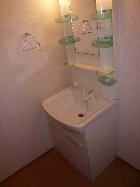 パルティータ 1階 洗面