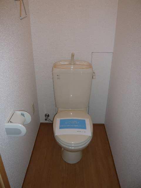 パルティータ 1階 WC