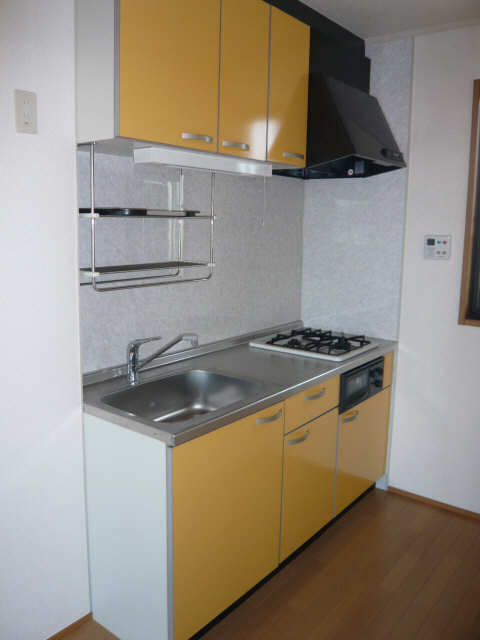 パルティータ 1階 キッチン