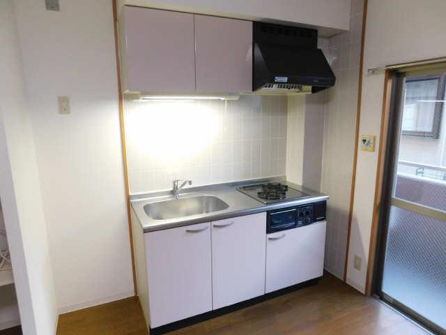 シビック中村 1階 キッチン