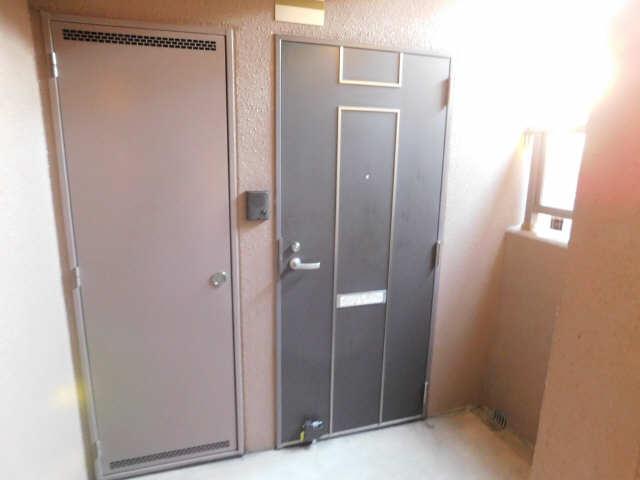 シビック中村 1階 玄関ドア