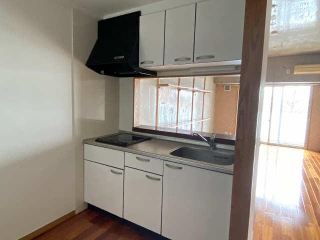 B's 117 3階 キッチン