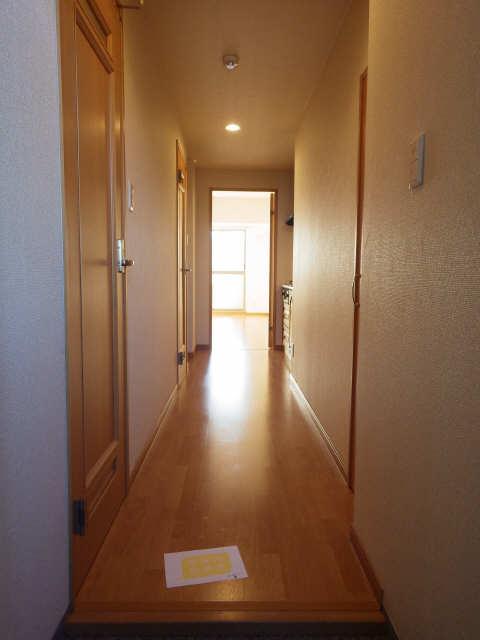 パルティール豊国通 3階 玄関