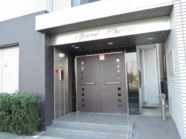 グランシャリオ 8階 エントランス