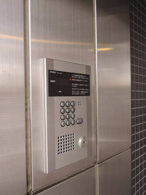 グランシャリオ 8階 セキュリティ