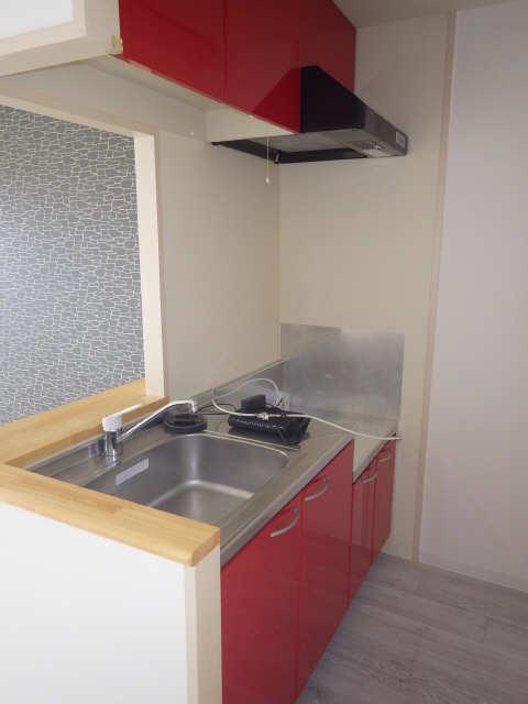 グランシャリオ 8階 キッチン