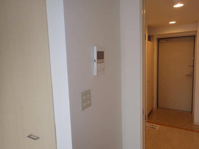 グランシャリオ 8階 モニター付きインターホン