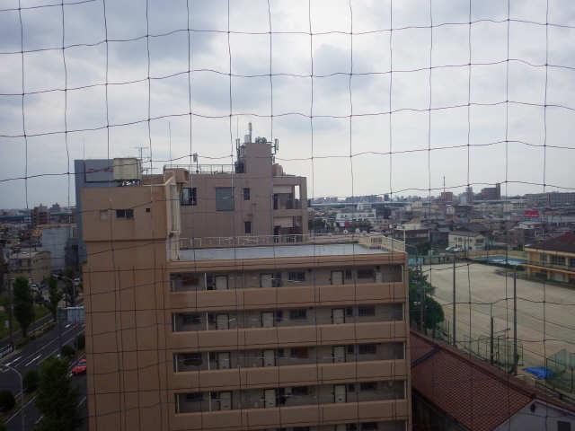 グランシャリオ 8階 眺望