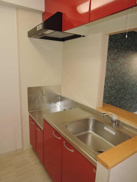 グランシャリオ 7階 キッチン