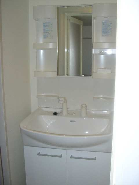 プリムヴェール 1階 洗面