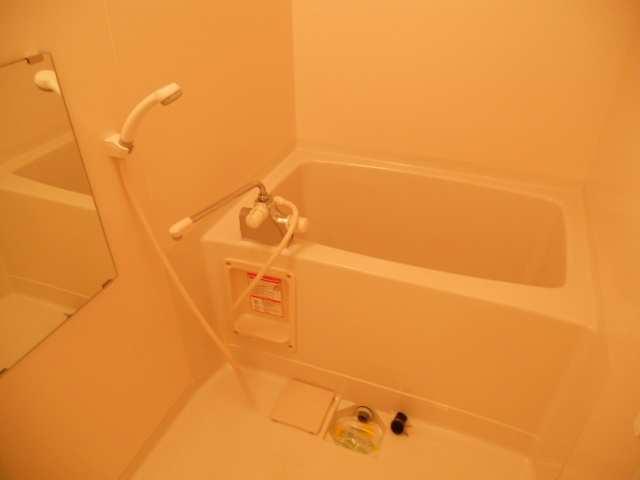 プラスパー猪之越 1階 浴室