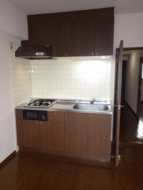 三鈴ライフ 3階 キッチン