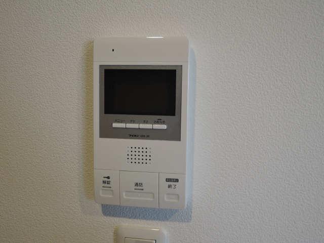 ドゥナーレ畑江通 3階 モニター付インターホン