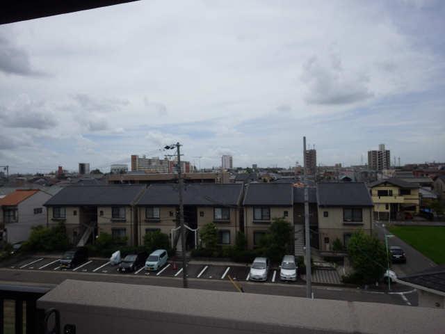 リヴィエル城屋敷 4階 眺望