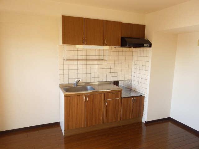 リヴィエル城屋敷 4階 キッチン
