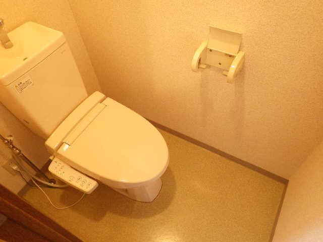 リヴィエル城屋敷 4階 WC
