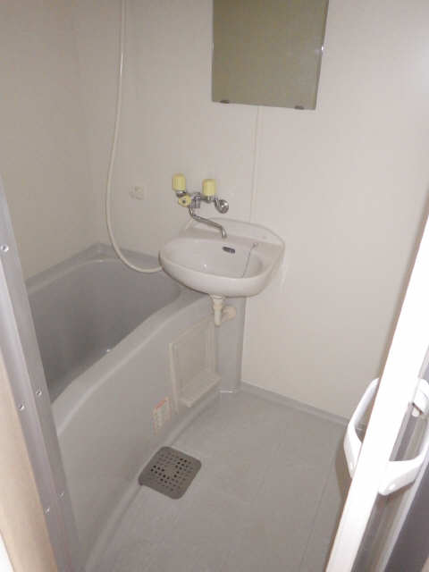 ベルヴィル猪之越 3階 浴室