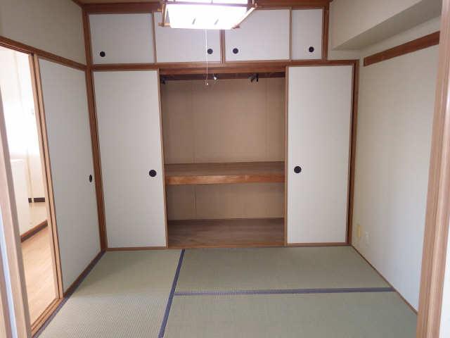 宝稲葉地ハイツ1406号 14階 収納