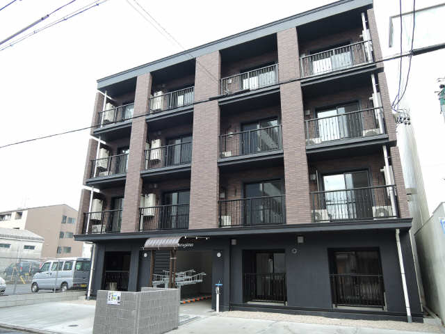 AXIA亀島 2階 駐車場