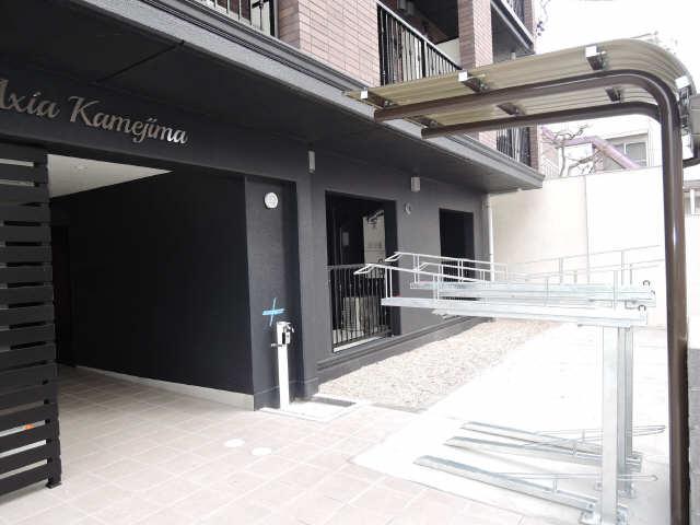 AXIA亀島 1階 駐輪場