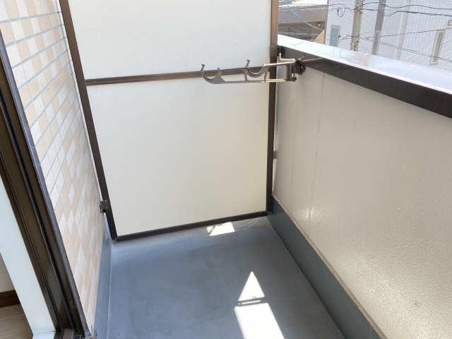 ロイヤル21 3階 バルコニー