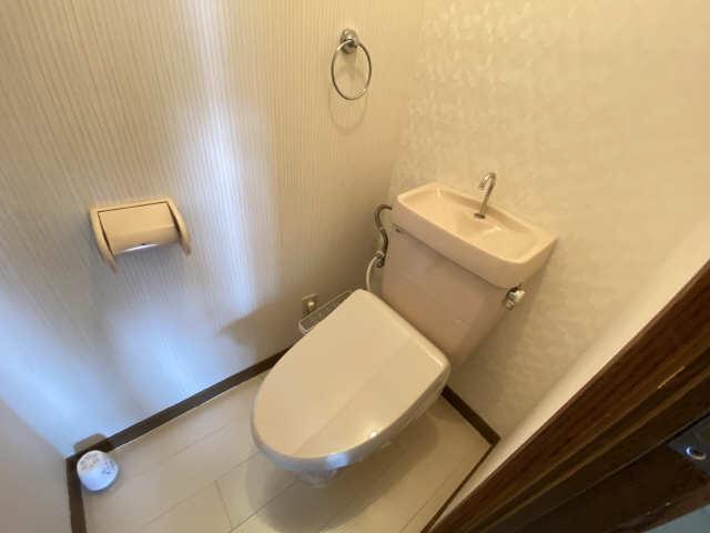 ロイヤル21 4階 WC