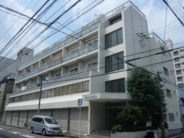 川島第二ビル 3階 外観