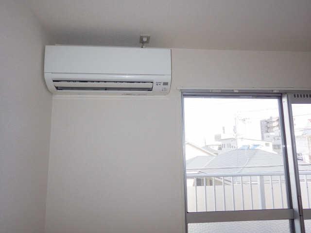 川島第二ビル 3階 エアコン