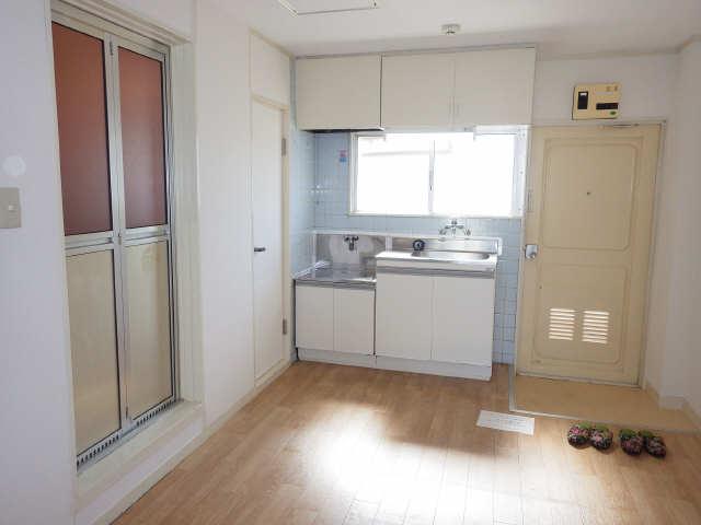 川島第二ビル 3階 キッチン