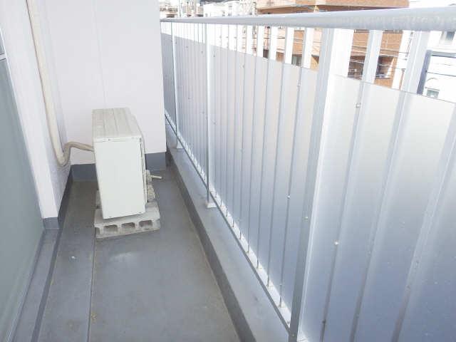 川島第二ビル 3階 バルコニー