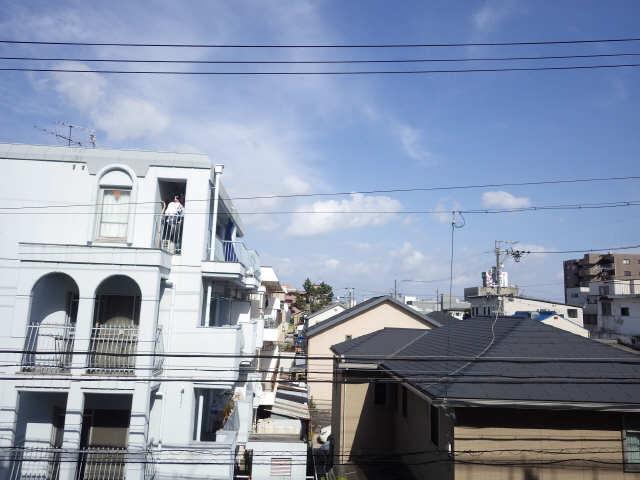 川島第二ビル 3階 眺望
