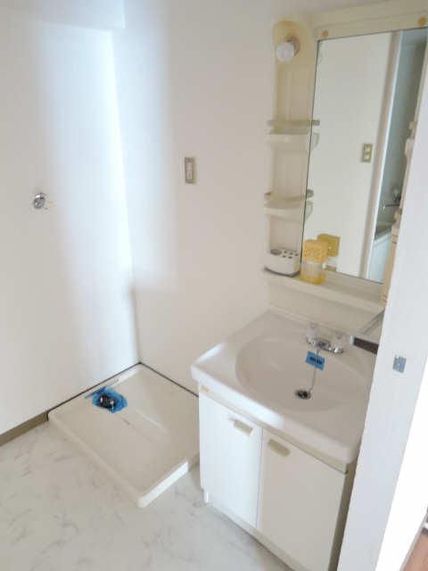 矢野マンション 1階 洗面