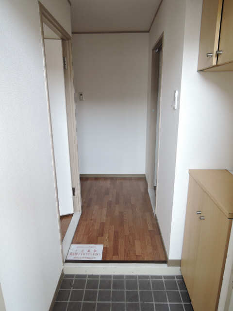 矢野マンション 1階 玄関