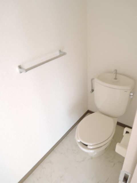 矢野マンション 1階 WC