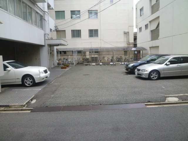扶桑ハイツ 5階 駐車場