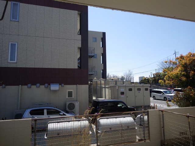 カーサ第8大和星ヶ丘 1階 眺望