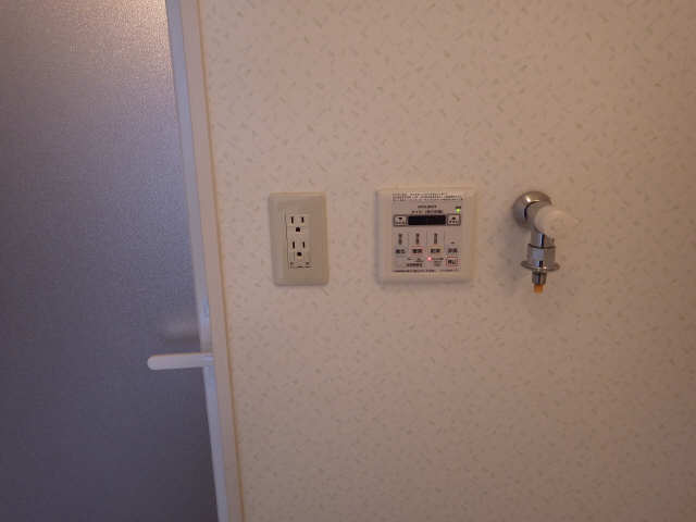 カーサ第8大和星ヶ丘 2階 浴室乾燥機